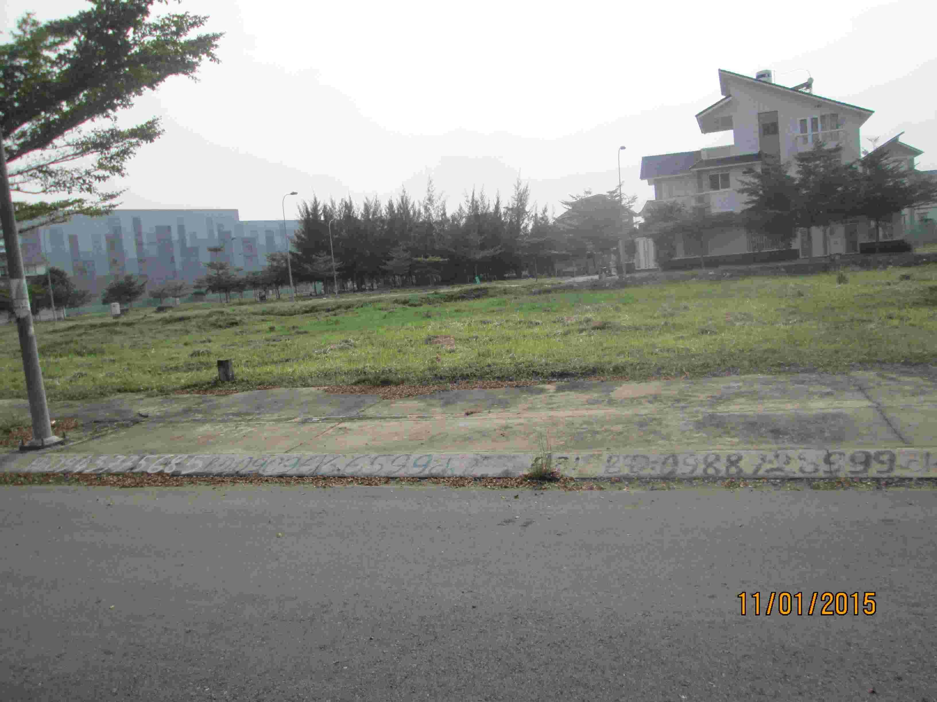Bán đất nền khu Sadeco Nghỉ Ngơi Giải Trí Tân Phong, quận 7, A30, góc 2 MT đối diện NH Argibank, 237m2, giá 88 triệu/m2