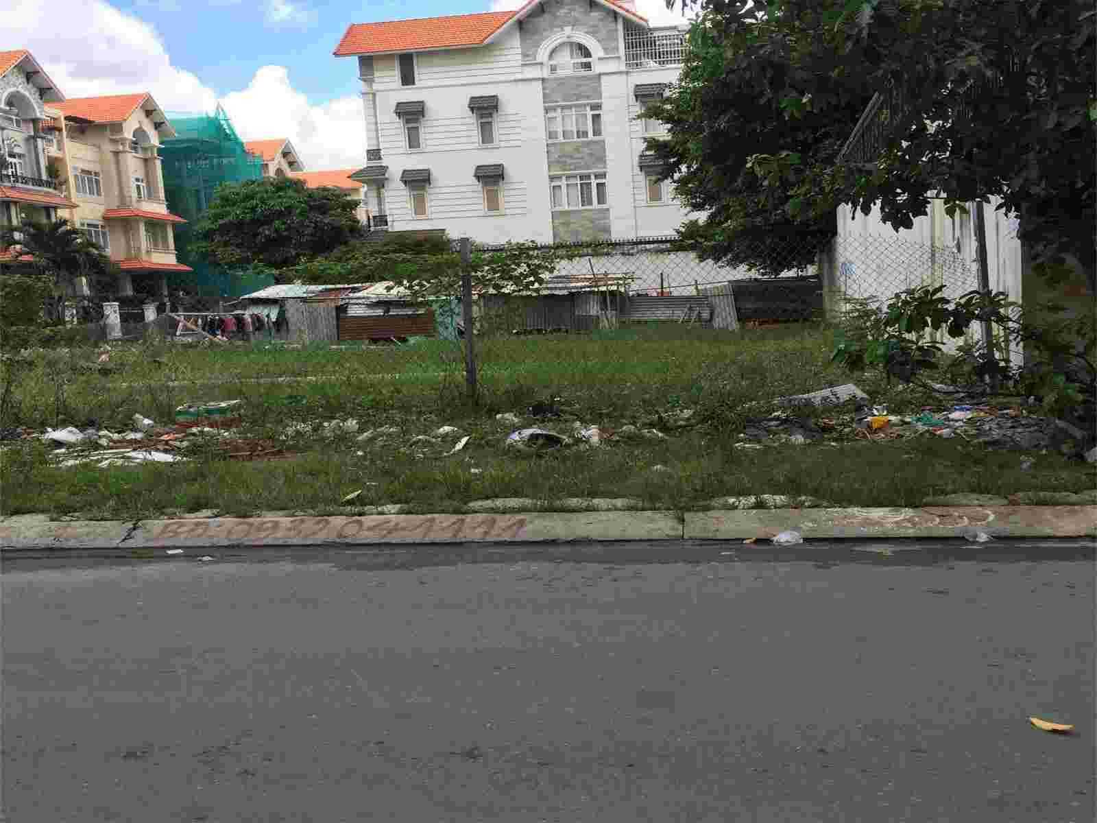 Bán đất nhà phố Him Lam Kênh Tẻ Quận 7, vị trí đẹp, giá 14 tỷ. LH: 0913.050.053  Mr Huynh.
