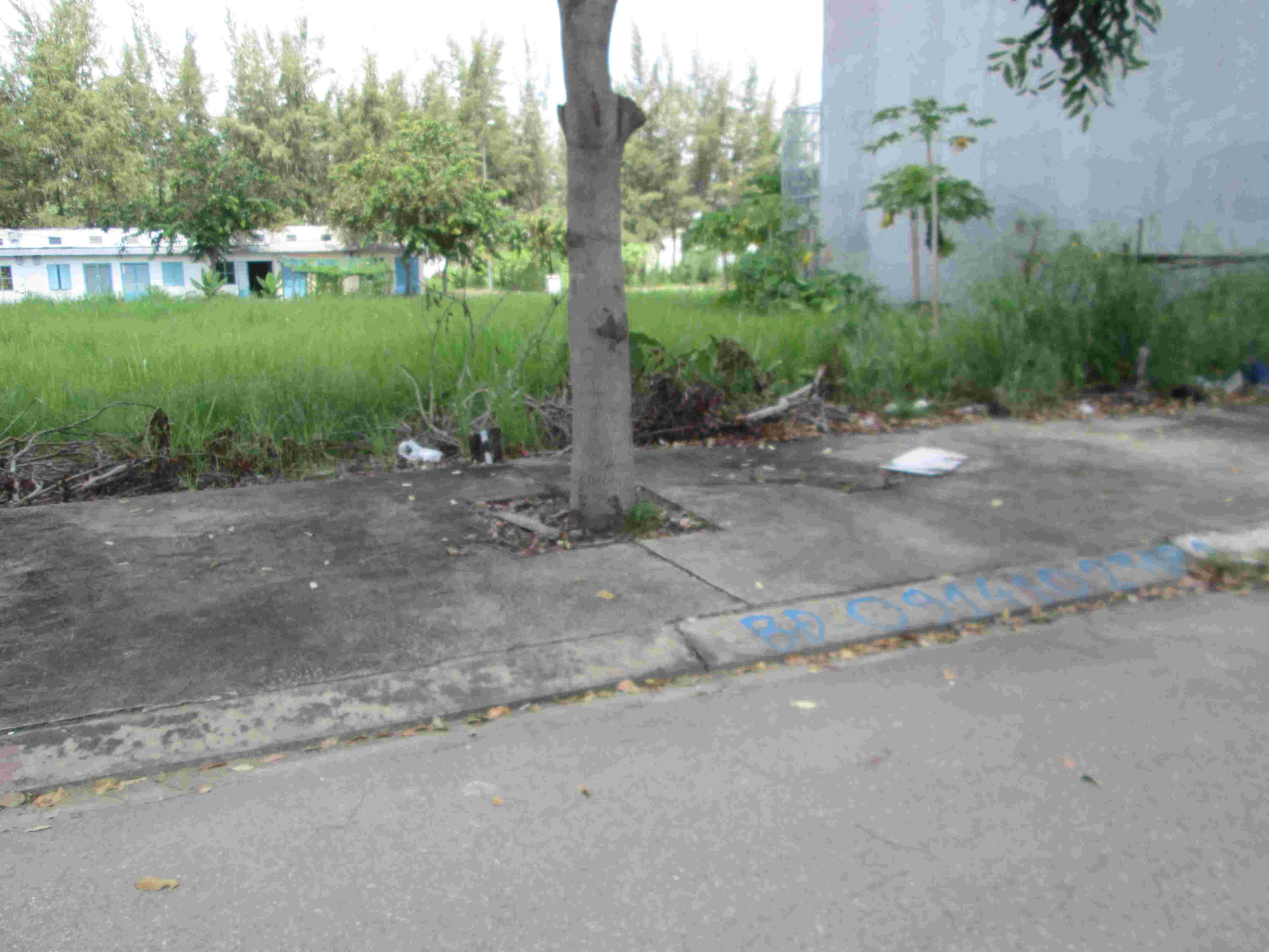 Bán đất nền nhà phố Sadeco Phước Kiển A, lô O, 95m2,  MT đường 16m, giá 76.55 triệu/m2