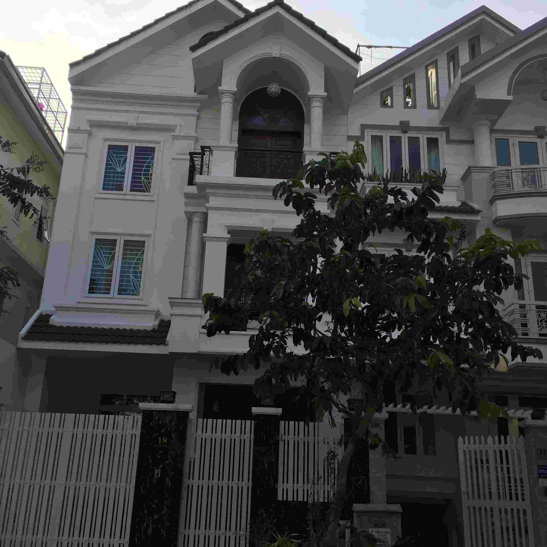Bán nền đất biệt thự Sadeco Phước Kiển A, 200m2, lô F7, giá 60 triệu/m2, sổ đỏ 2016. LH: 0913. 050.053