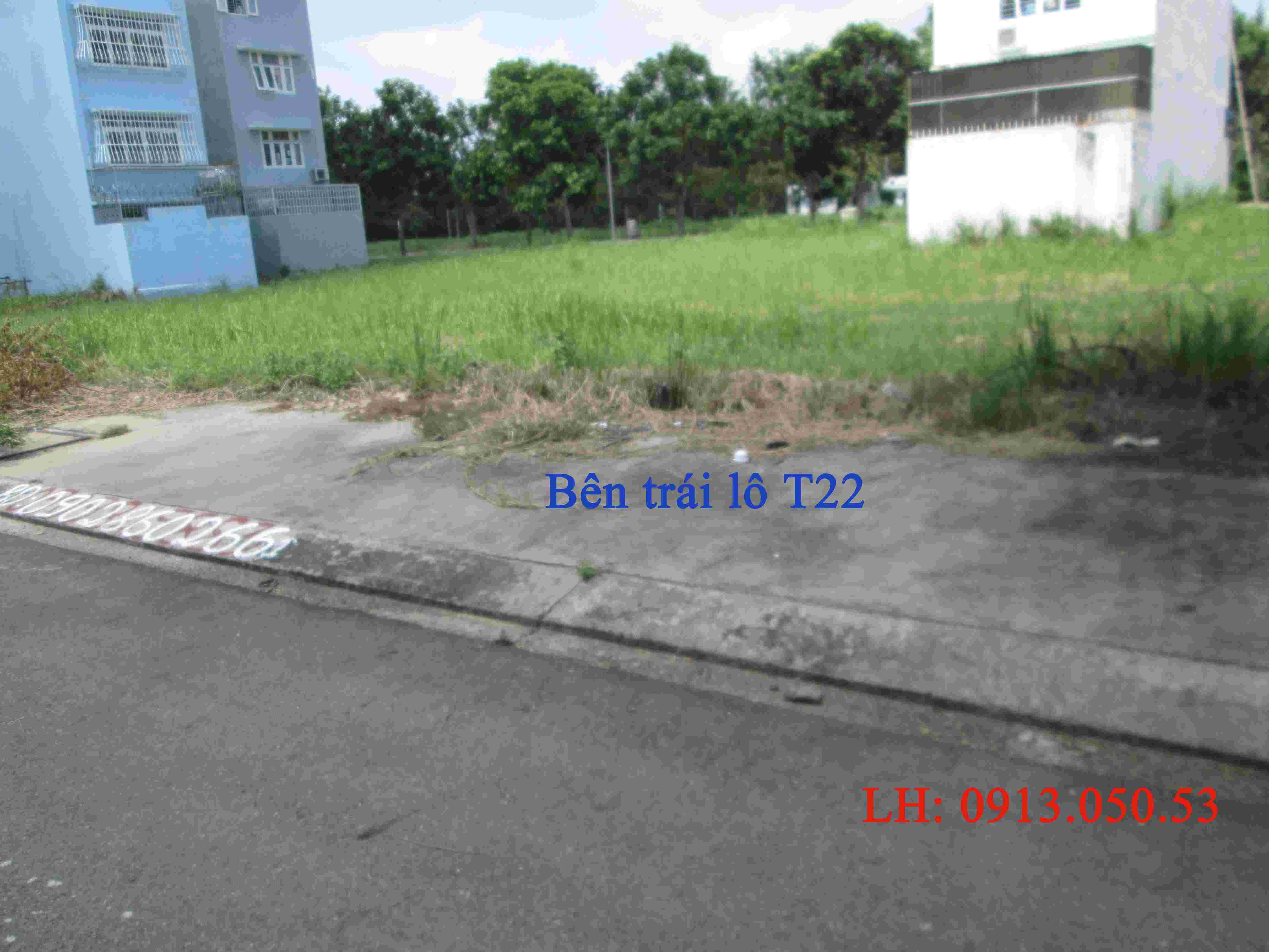 Bán đất nhà phố Sadeco Phước Kiển A, 95m2, lô H, sổ đỏ, giá 5.8 tỷ, đường 12m. LH: 0913.050.053