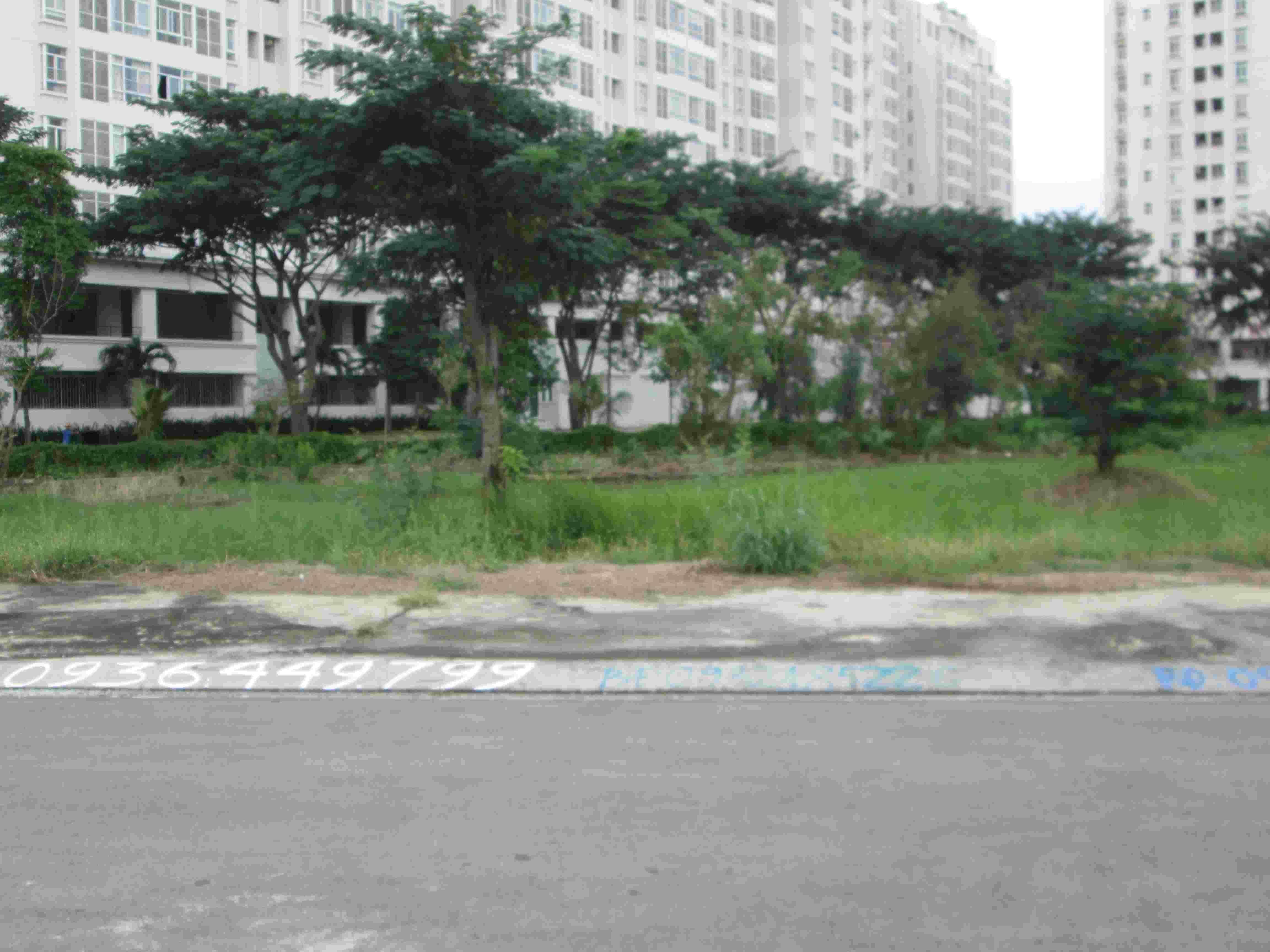 Bán gấp đất nền dự án Sadeco Nghỉ Ngơi Giải Trí, A52, 250m2, giá 88 triệu/m2, MT đường 25m, đối diện SC Vivo City