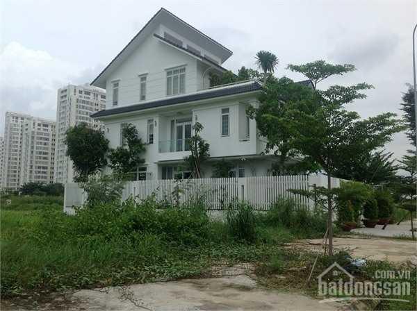Bán đất biệt thự Sadeco Nghỉ Ngơi Giải Trí, lô góc 2 mặt tiền đẹp nhất dự án,  lô A42 ngay cổng Vivo City, 128 triệu/m2. LH: 0913.050.053  Mr Huynh.