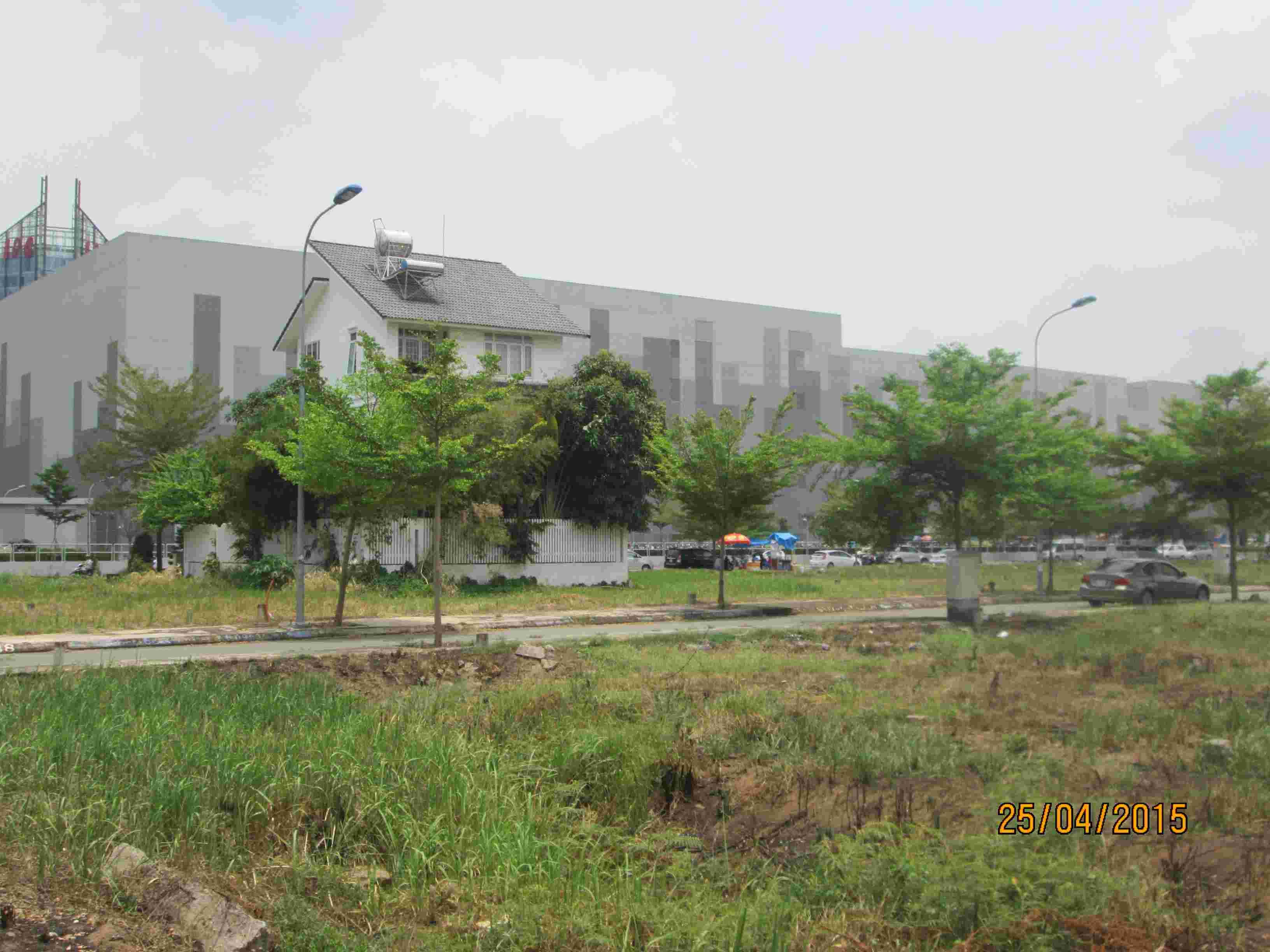 Bán đất dự án Thái Sơn 1 sổ đỏ giá 50 triệu/m2, nền B15, dt 250m2, mt đường 12m. LH: 0913.050.053  Mr Huynh.
